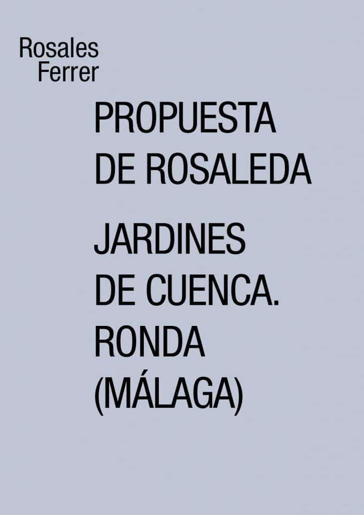 Proyecto Rosales Ferrer